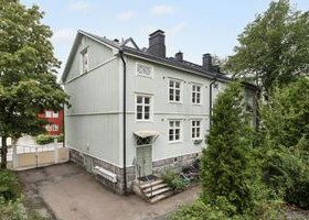2H, 57.5m², Kaivokatu 45, Porvoo, Myytävät asunnot, Asunnot, Porvoo, Tori.fi