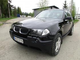BMW X3, Autot, Siilinjärvi, Tori.fi