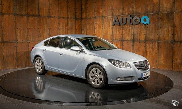 Opel Insignia Limousine HB