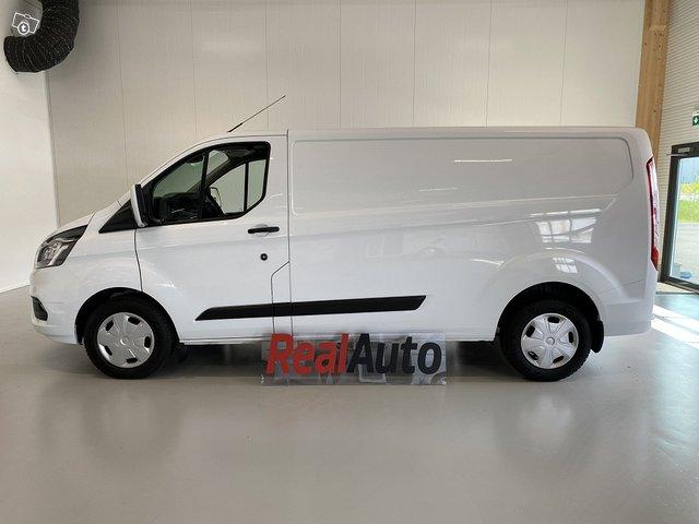 Ford Transit Custom 4