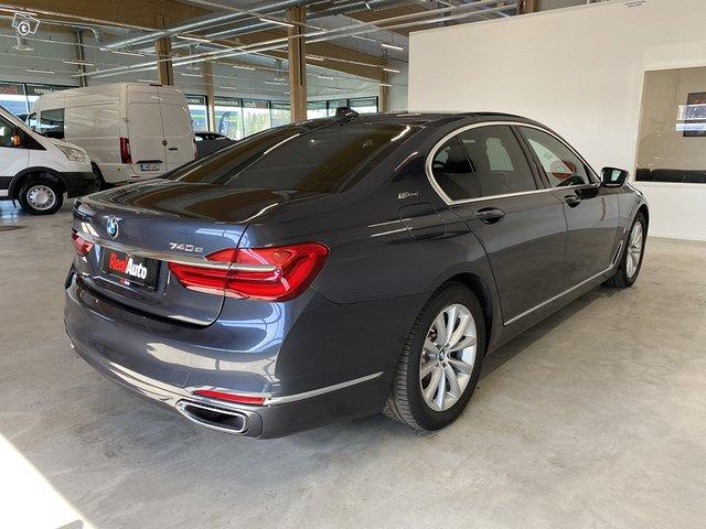 BMW 740e 7