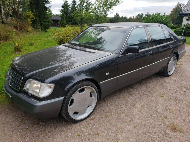 Mercedes-Benz S-sarja