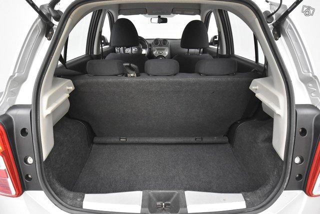 Nissan MICRA 15