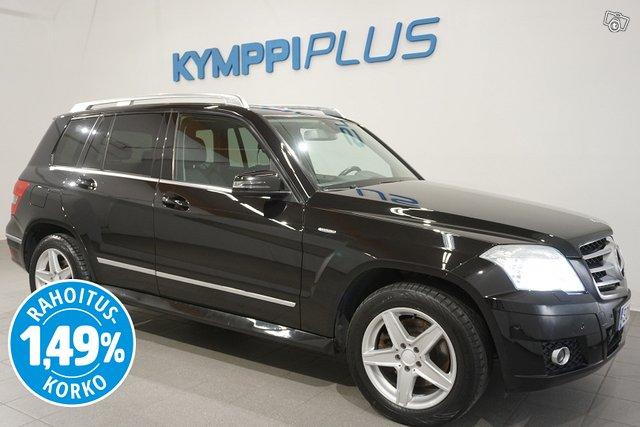 Mercedes-Benz GLK 1