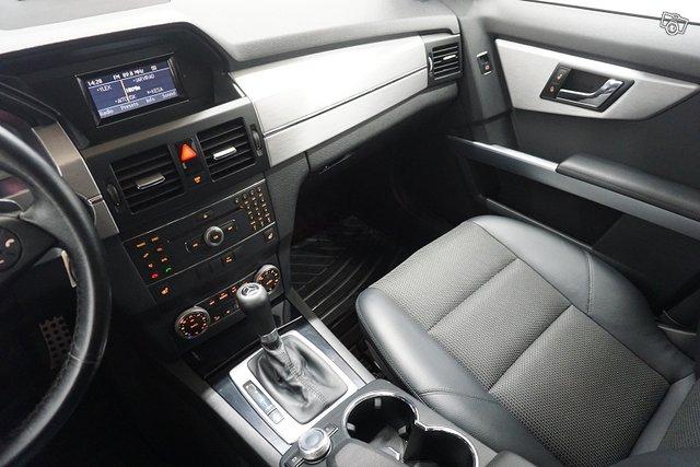 Mercedes-Benz GLK 18