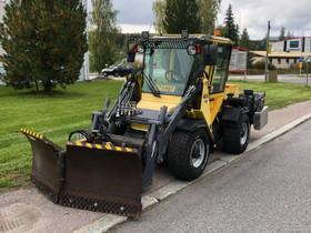 Wille 455 Nivelaura Takahiekoitin sis alv, Muut koneet ja tarvikkeet, Työkoneet ja kalusto, Tampere, Tori.fi