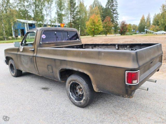 Chevrolet Fleetside 5