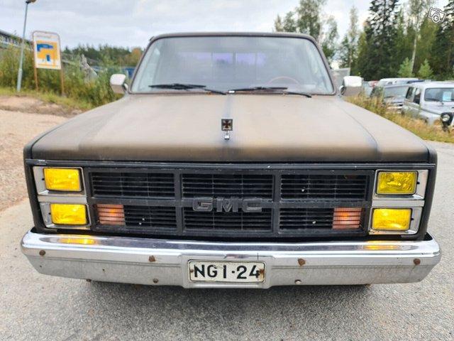 Chevrolet Fleetside 7