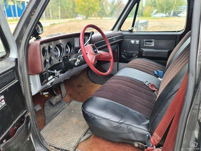 Chevrolet Fleetside 10