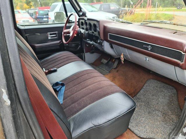 Chevrolet Fleetside 11