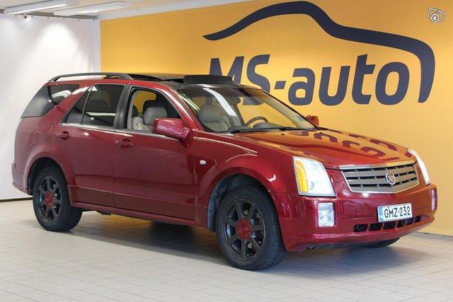 Cadillac SRX, kuva 1