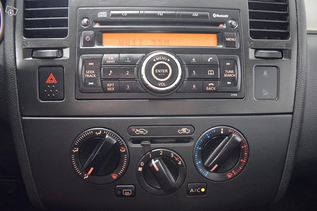 Nissan Tiida 13
