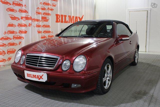 Mercedes-Benz CLK 230, kuva 1