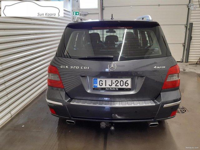 Mercedes-Benz GLK 6