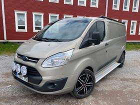 Ford Transit Custom, Autot, Mustasaari, Tori.fi