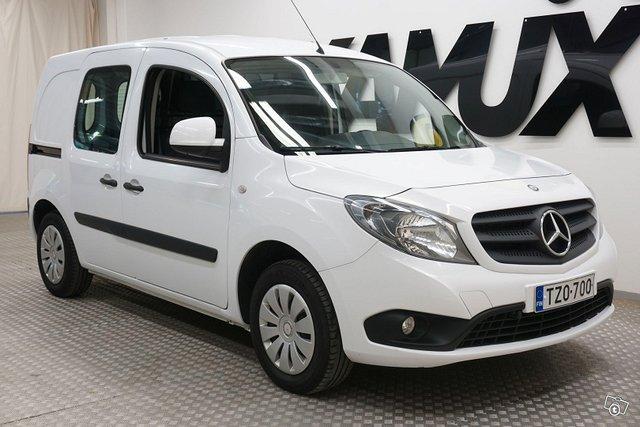 Mercedes-Benz Citan, kuva 1