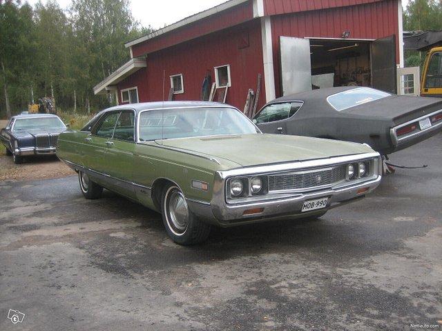 Chrysler New Yorker 1