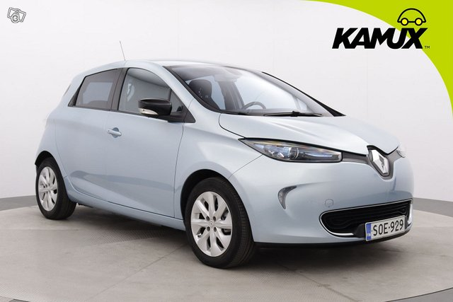 Renault Zoe 1