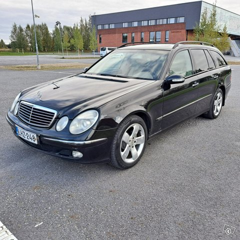 Mercedes-Benz E-sarja, kuva 1