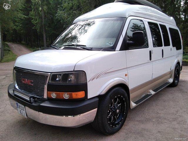 Chevrolet Express 2
