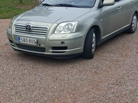 Toyota Avensis, Autot, Haapavesi, Tori.fi