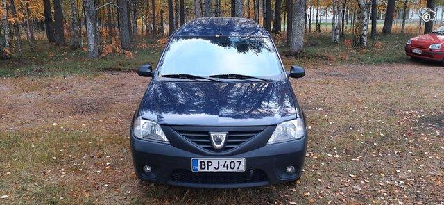 Dacia Logan Van 5