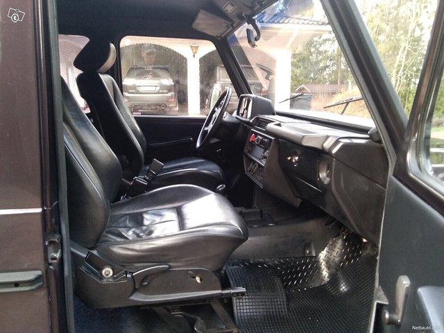 Mercedes-Benz G 8