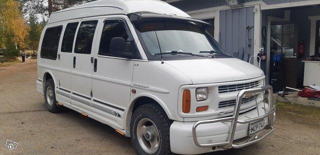 Chevrolet Van 2