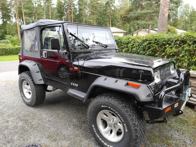 Jeep Wrangler, kuva 1