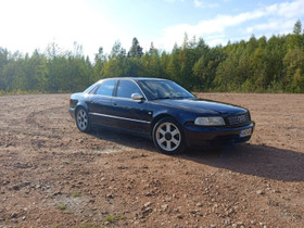 Audi A8, Autot, Kotka, Tori.fi