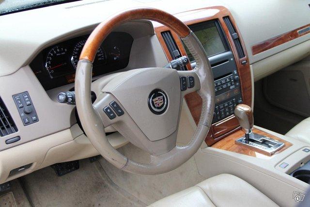Cadillac Seville 12