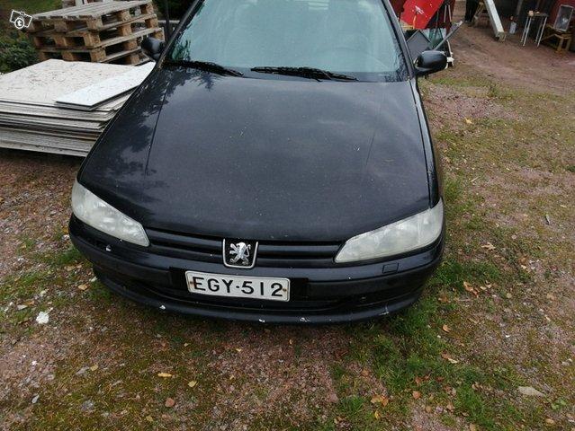 Peugeot 406, kuva 1
