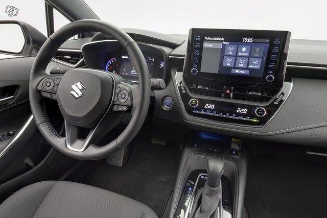 Suzuki Swace 8