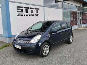 Nissan Note, Autot, Hämeenlinna, Tori.fi
