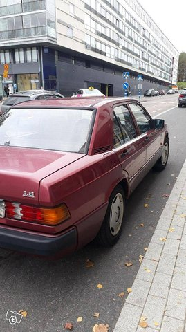 Mercedes-Benz 190, kuva 1