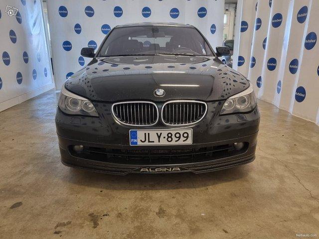BMW Alpina B5 2