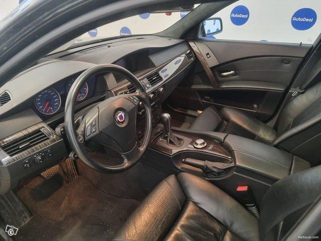 BMW Alpina B5 9