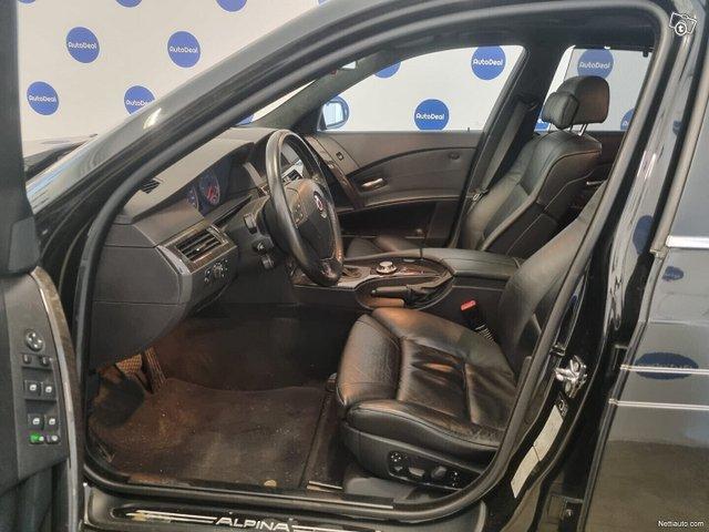 BMW Alpina B5 10