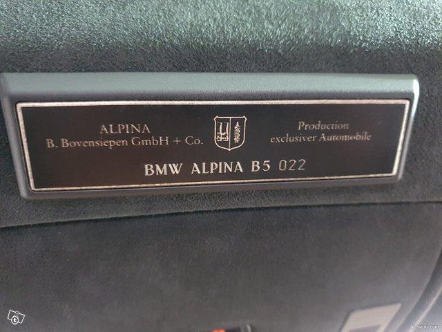 BMW Alpina B5 22
