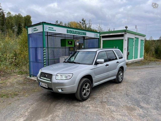 Subaru Forester, kuva 1