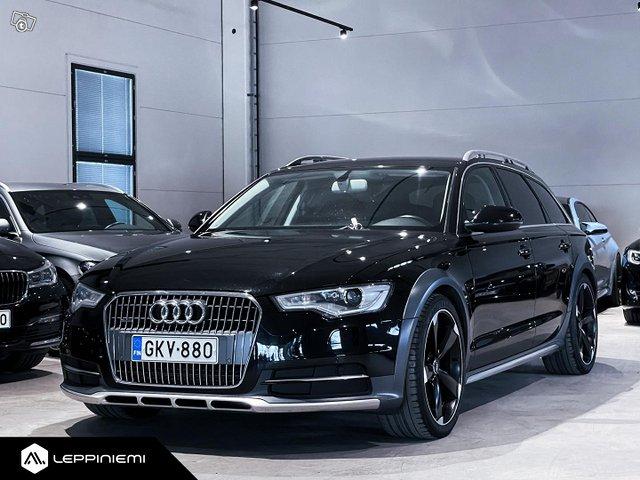 Audi A6 Allroad, kuva 1