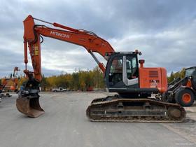 Hitachi ZX225USRL-3, Maanrakennuskoneet, Työkoneet ja kalusto, Rovaniemi, Tori.fi