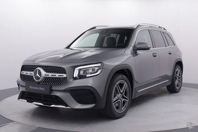 Mercedes-Benz GLB, kuva 1