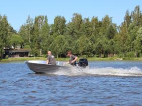 Trapper V430, Moottoriveneet, Veneet, Lempäälä, Tori.fi