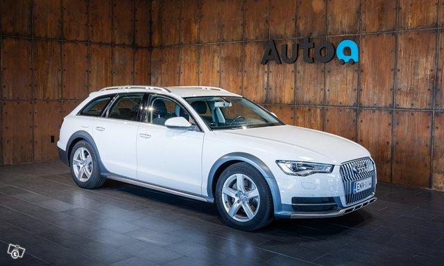 Audi A6 Allroad Quattro, kuva 1