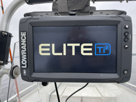 Lowrance Elite TI2, Kalastus, Tampere, Tori.fi