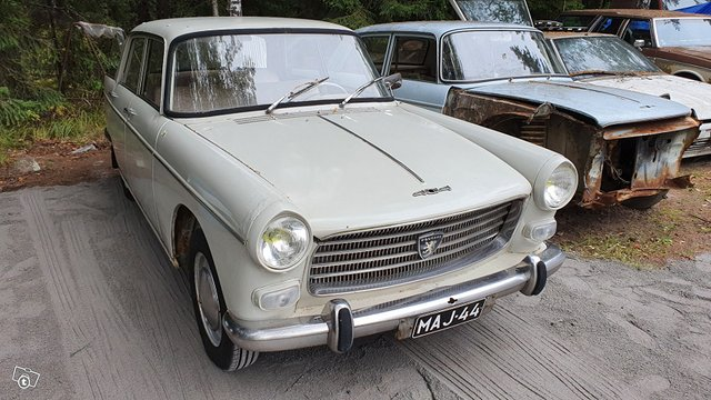 Peugeot 404, kuva 1