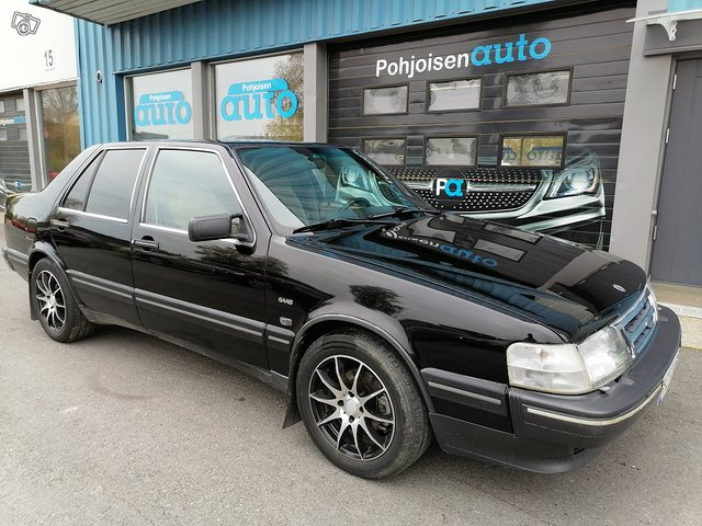 Saab 9000 7