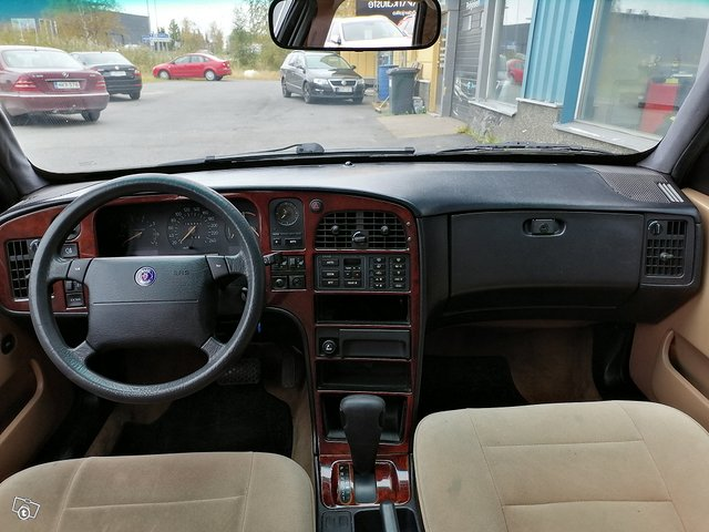 Saab 9000 9