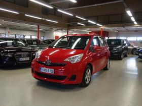 Toyota Verso-S, Autot, Forssa, Tori.fi